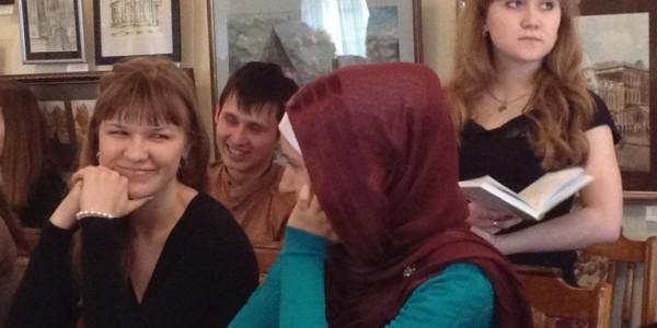 Музейная встреча «Восточная классика и татарская литература»