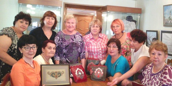 Гости из Челябинской области в музее