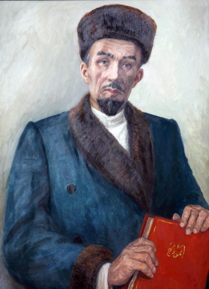 З. Гимаев. Портрет К.Насыри.