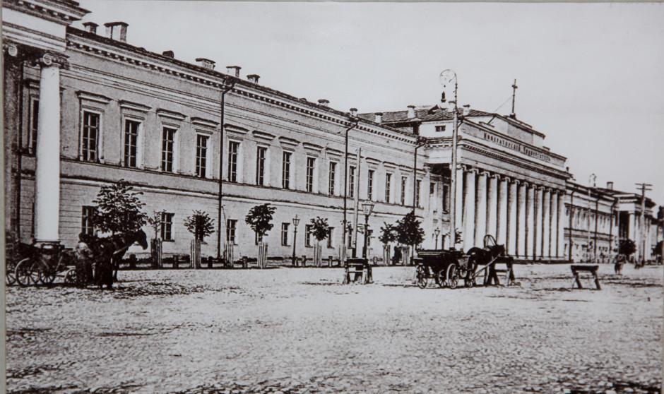 Фотография. Казанский императорский университет
