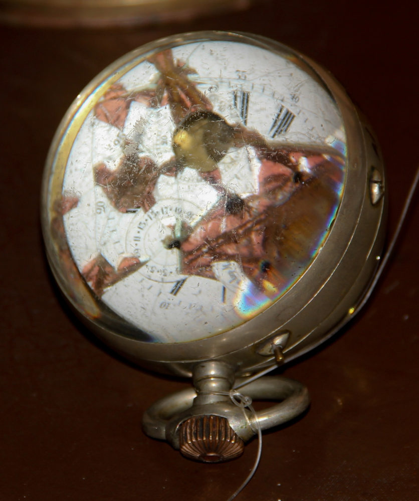 Часы-хронометр. Европа, 2-я пол. XIX в.