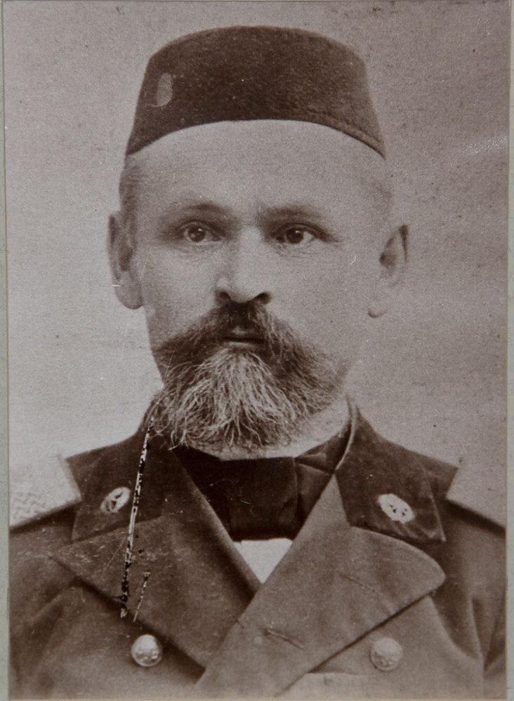 Фотография. Шакирджан Тагиров. к. XIX в.
