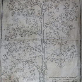 Родословная — Шәҗәрә Каюма Насыри, составленная самим ученым.