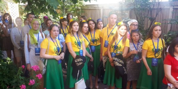 Диалог с татарской молодежью в Музее Каюма Насыри